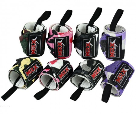 weight lifting wrist wraps - 423