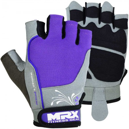 women weight lifting gloves 2609-PUR