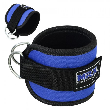 mrx Ankle D-Ring Strap Blue 1