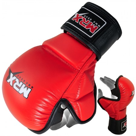 MMA SPARRING Training GLOVES 2510 Red