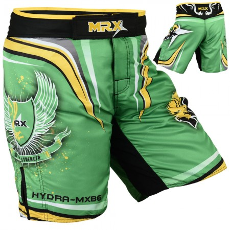 latest mma grappling short hydra mx86-4