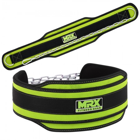 new mrx dipping belt in green color 1