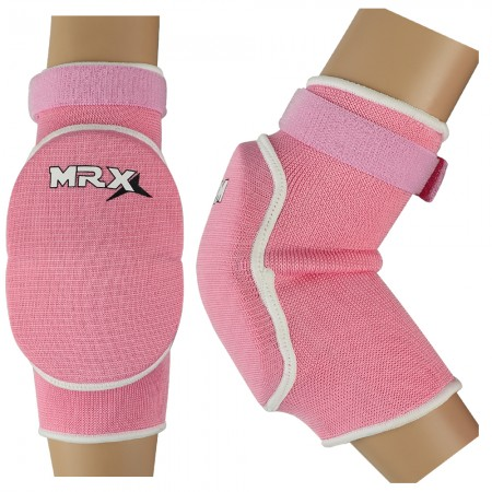 new mrx elbow pad pink 1