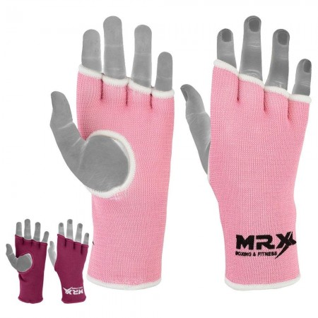 MRX Womens Training Boxing Inner Gloves Bandages MMA Fist Hand Wraps Protector Mitts
