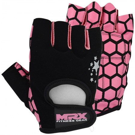 women weightlifting gloves star series