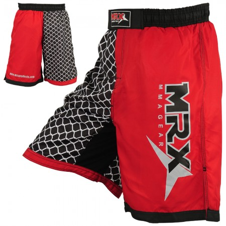 mrx mma fighting ufc shorts netting series 4