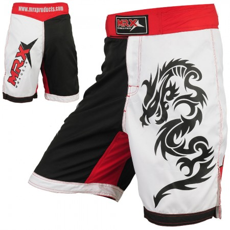 mrx mma short dragon series full view