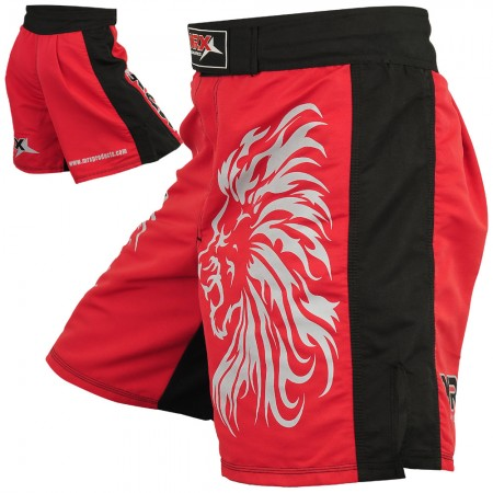 mrx mma grappling short lion series1