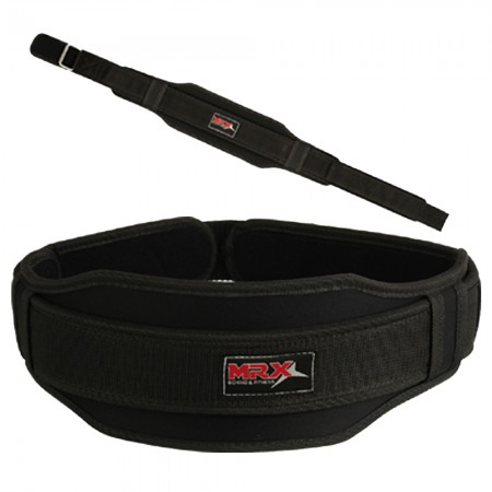 weight lifting belt black for men