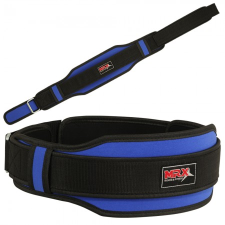 weight lifting belts 2001-BLUE