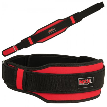 weight lifting belt 2001-RED