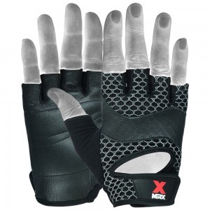 MRX Weight Lifting Gloves Gym Training Bodybuilding Fitness Glove Workout Men & Women 2621