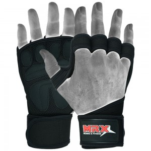 Men's Weight Lifting Gloves Gym Training Bodybuilding Fitness Glove Workout