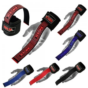 Bar Strap with Wrist Support- 417 Main