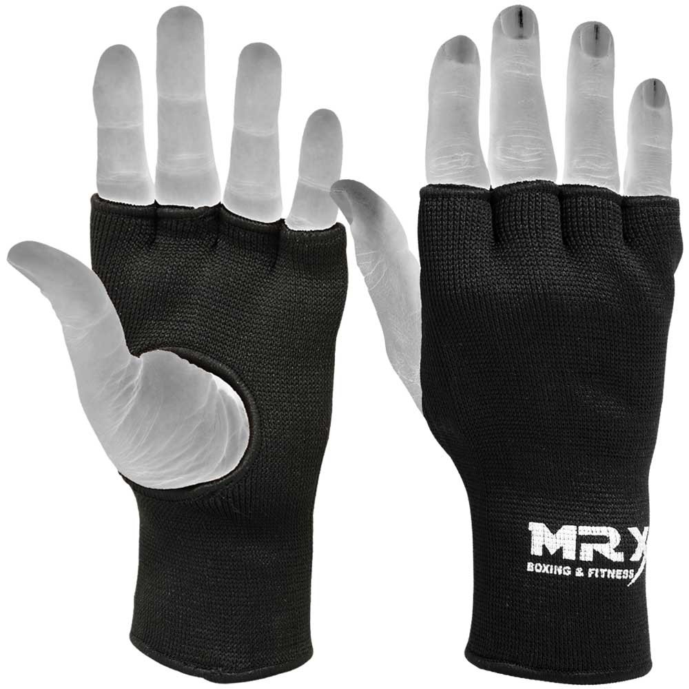 MRX MMA INNER GLOVES BOXING BLACK