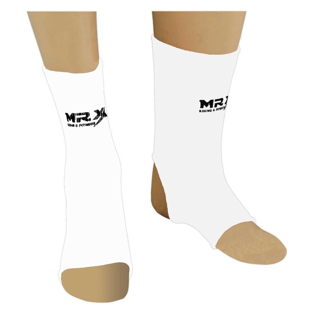 MRX ANKLE BRACE SUPPORT WHITE