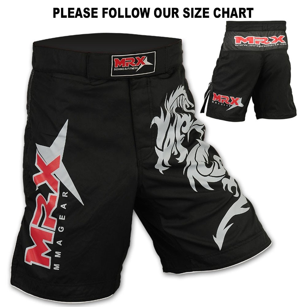 MRX MMA Fighting Shorts for Men / Grappling Fight Short 1102