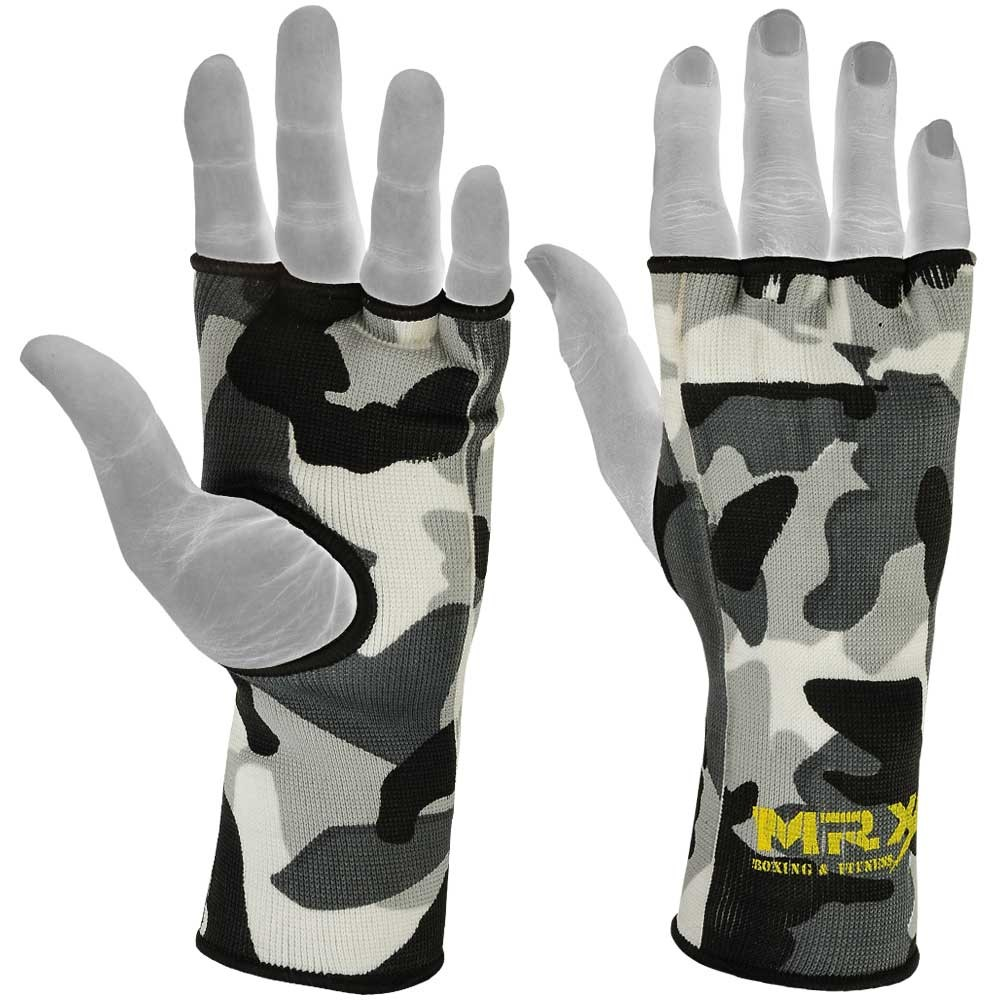 MRX INNER PROTECTIVE GLOVES CAMO SNOW