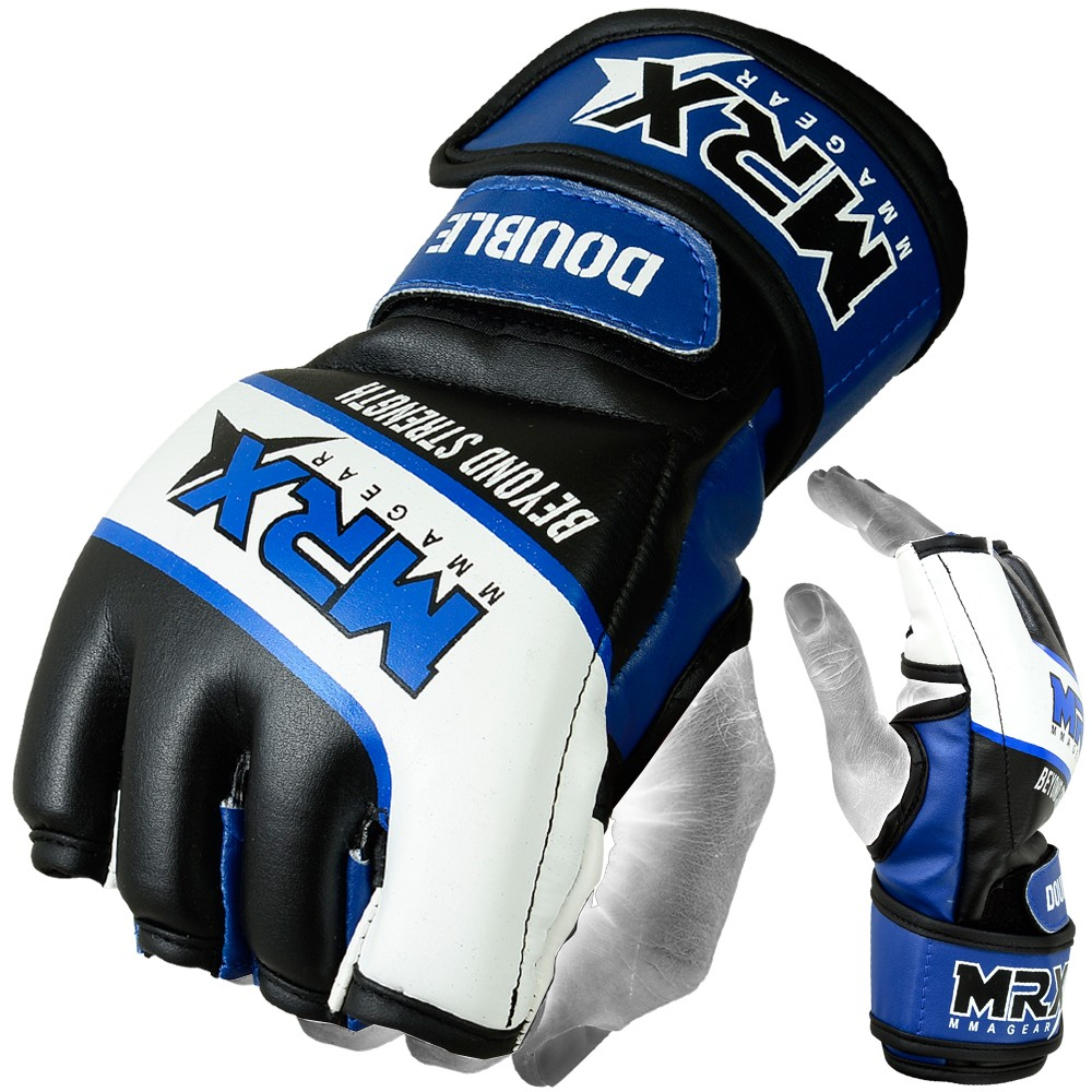 MRX MMA GRAPPLING GLOVES DOUBLE STRAP