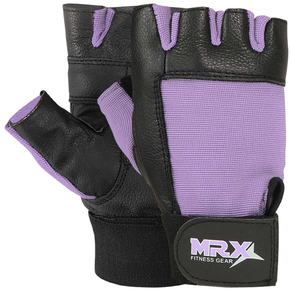 weight lifting gloves 2602 light purple