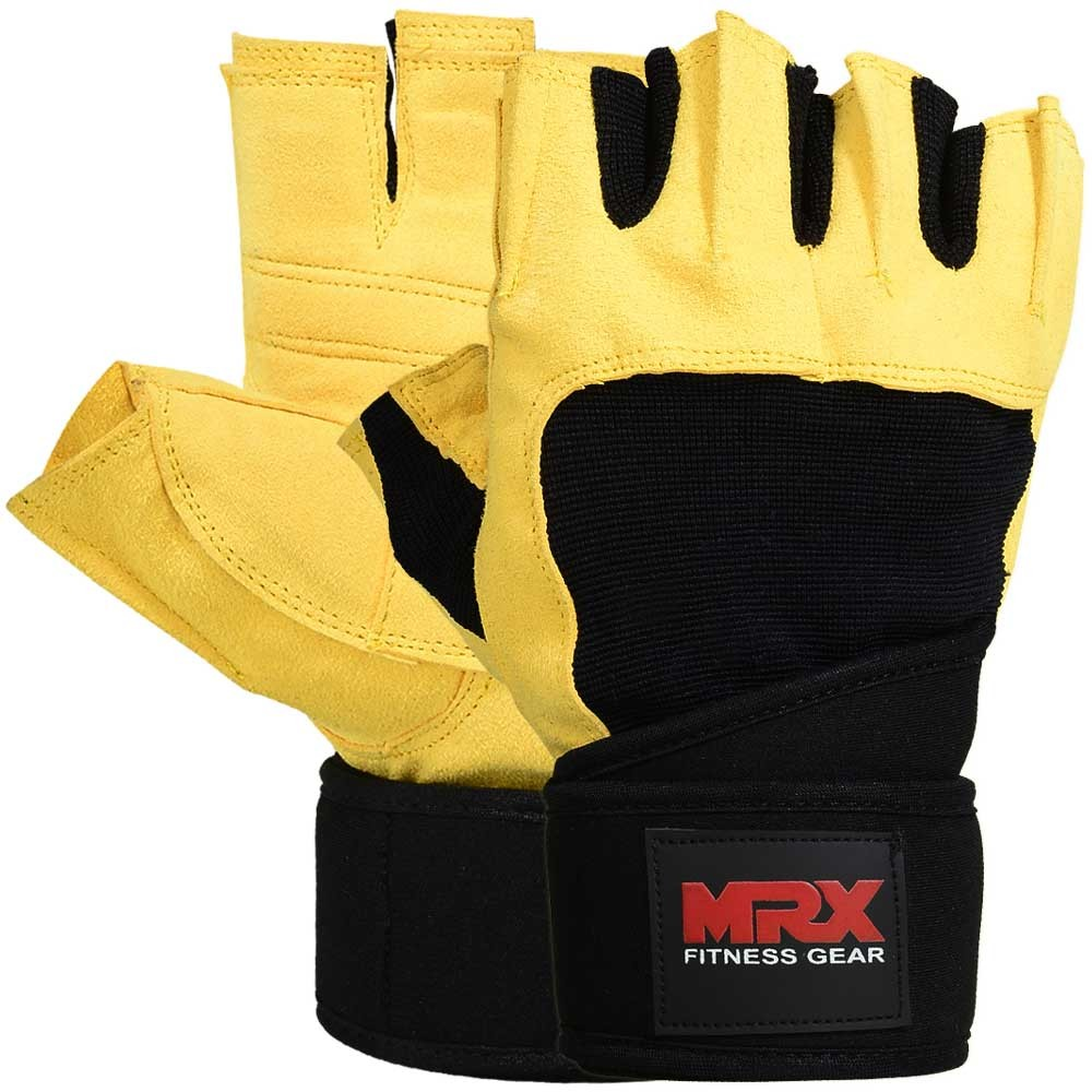 weight lifting gloves 2610-YLW