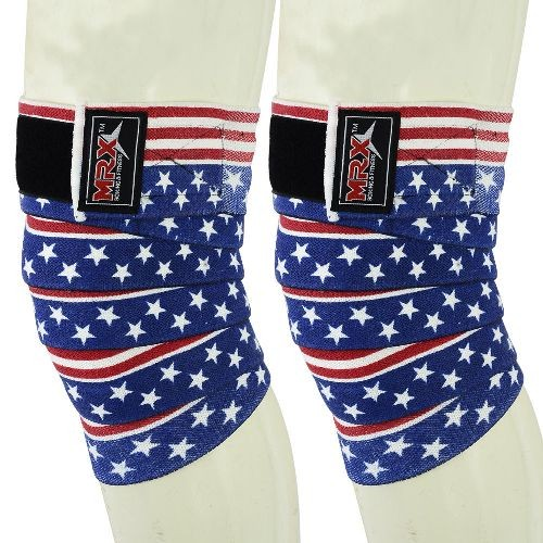 weight lifting knee wraps- 603-us