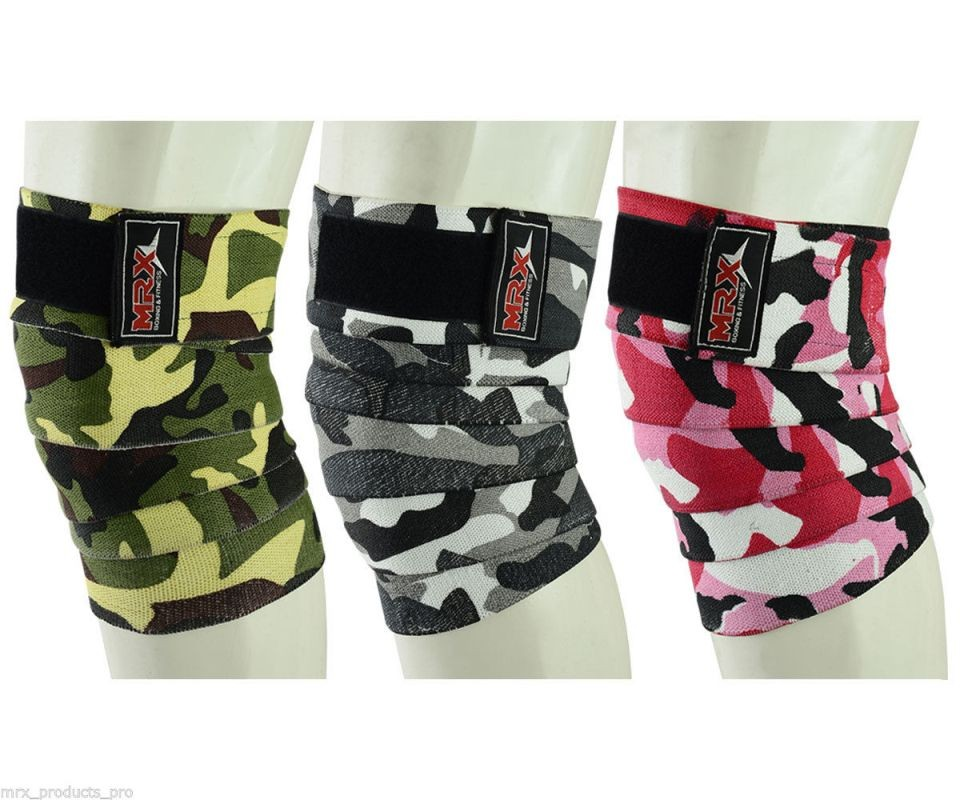 weight lifting knee wraps - 603