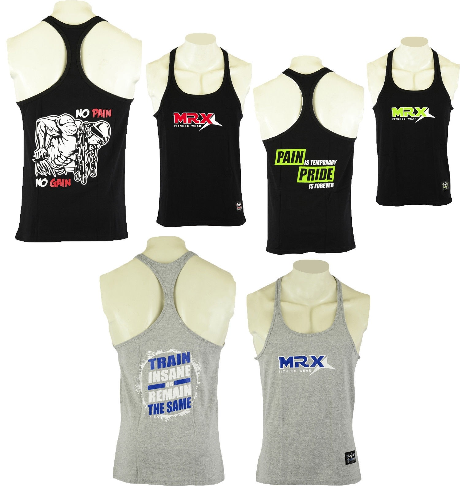 mrx mens Stringer Vest main 7000