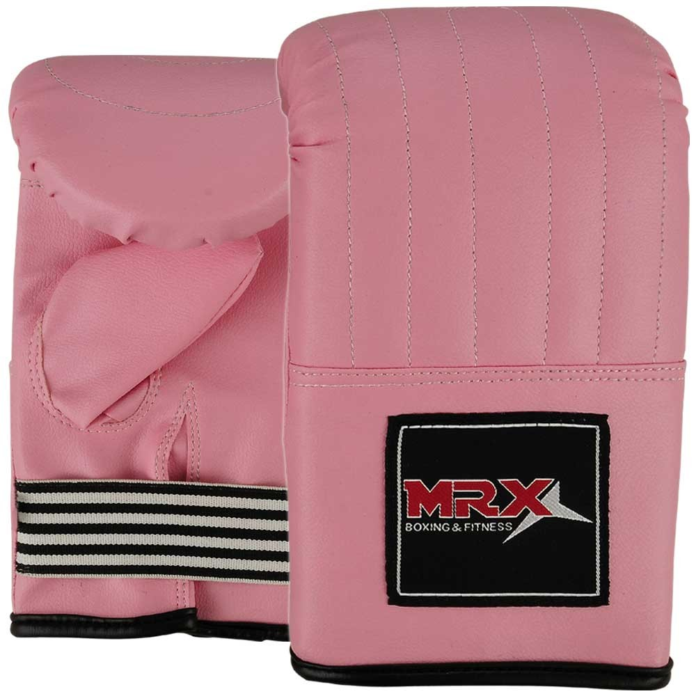 mrx Leather bag gloves punching mitt