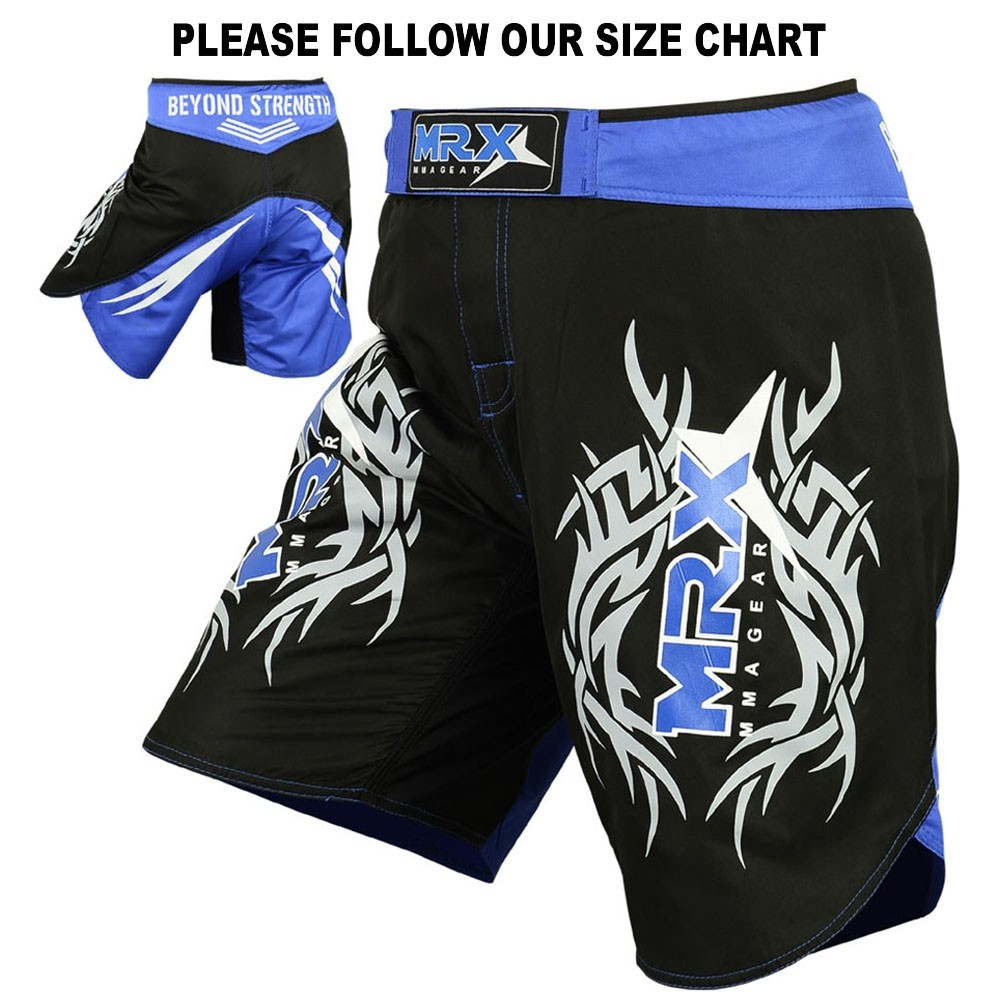MRX Men's Fighting Shorts Grappling Fight Short 1113