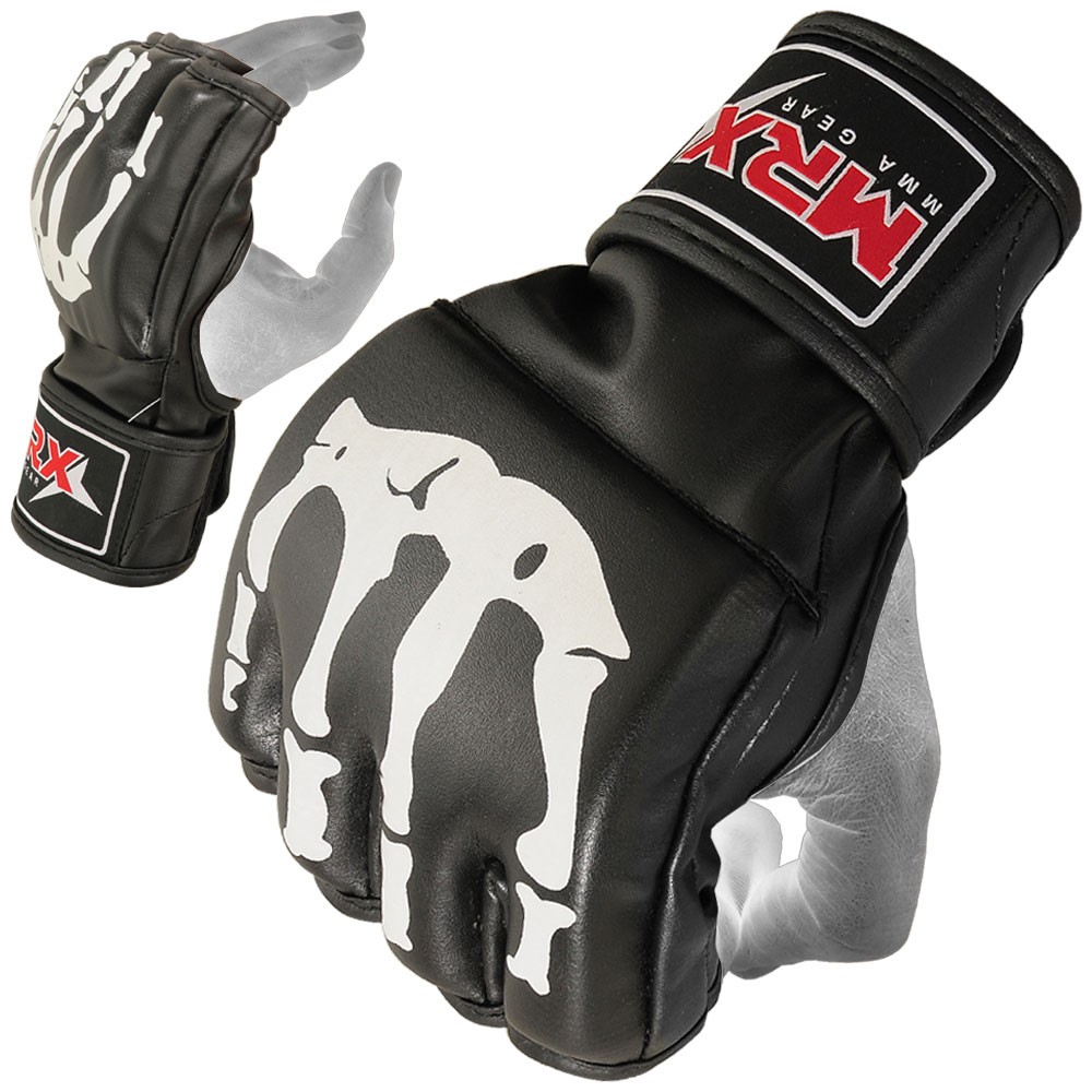 MRX MMA GRAPPLING GLOVE BONE SERIES