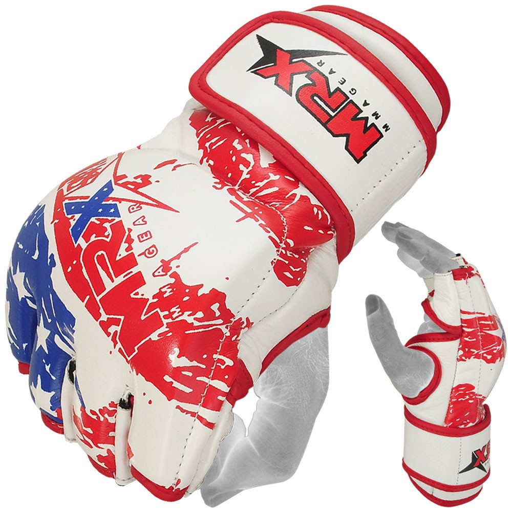 MRX MMA Grappling Glove USA Flag