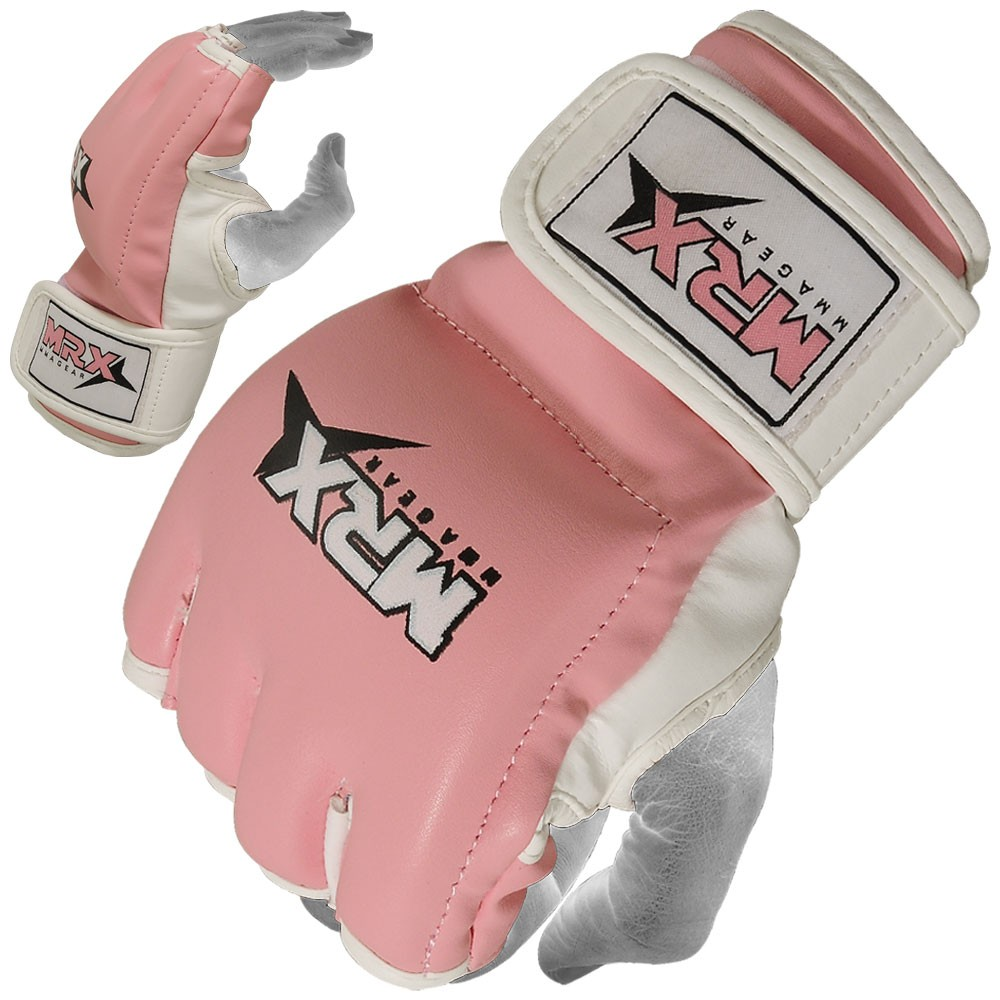 MRX MMA GLOVES FOR WOMEN PINK